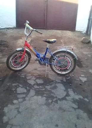 Детский велосипед, 6-10 лет