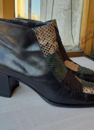 Скидка! швейцарский бренд bally крутые кожаные ботинки вставки...