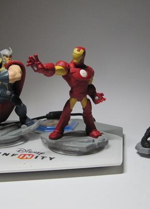 Infinity disney 2.0 marvel Супер Герои стартовый набор xbox