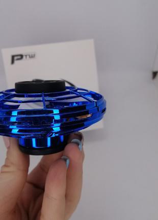 Летающий спиннер с LED-подсветкой