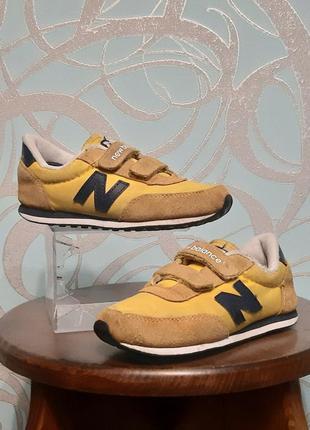 Оригинальные кроссовки детские new balance 410