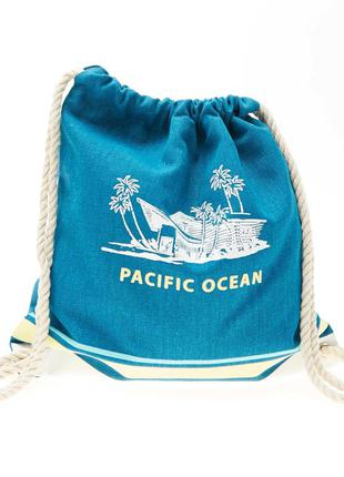 Детский пляжный рюкзак  французского бренда kiabi европа оригинал