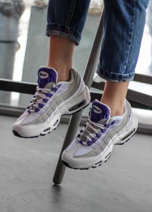 Распродажа🔥nike air max 95 шикарные женские кроссовки найк (ве...