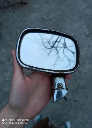Зеркало ГАЗ 24 хром левое