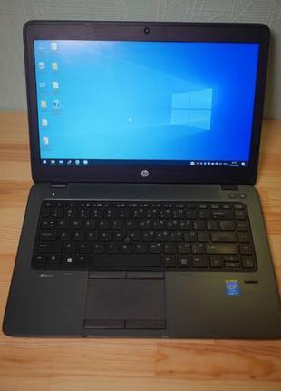 Портативная рабочая станция HP Zbook 14 G2 Core i7 8Gb ram Ful...