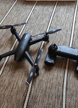 Квадрокоптер дрон SJRC SG106 WI-FI FPV С 720 P время полета 16...