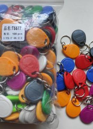 Ключ для домофона Т5577 перезаписываемый EM-Marine RFID 125kHz