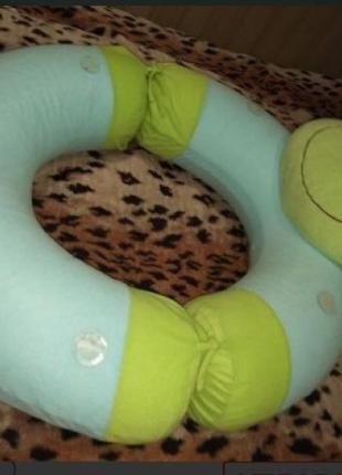 Развивающий манежик-гнездо, надувное кресло ELC Mothercare