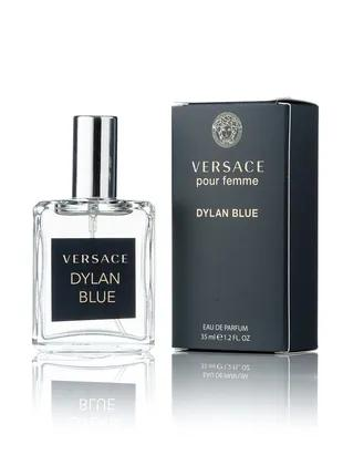 VERSACE Pour Femme Dylan Blue 35 мл   Teстер женский
