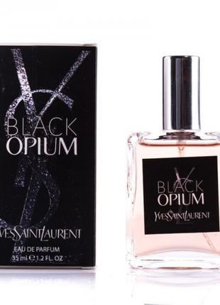 YVES SAINT LAURENT Black Opium 35 мл  Teстер женский