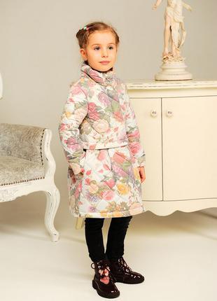 Детская курточка на весну-осень