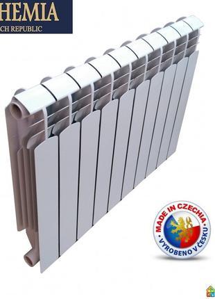 Качественный биметаллический радиатор, биметалл, биметал