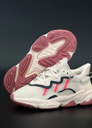 Adidas ozweego шикарные женские рефлективные кроссовки адидас ...
