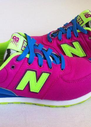 Мега стильные кроссовки new balance 574👟 размер 35 оригинал ❗❗❗