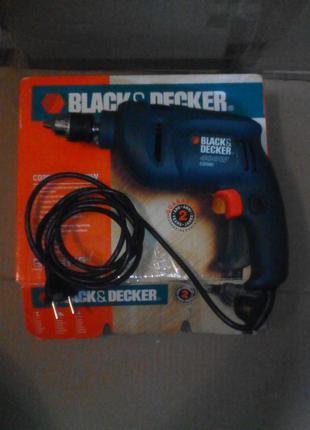 Дрель ударная BLACK and DECKER CD200