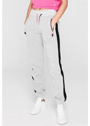 Стильные спортивные штаны джоггеры training zone, флис, размер...