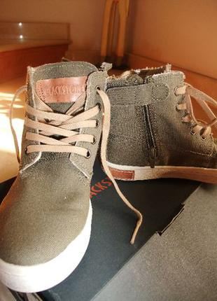 "Ботинки-кеды ""Blackstone"" для мальчика,р.31 (Нидерланды)"