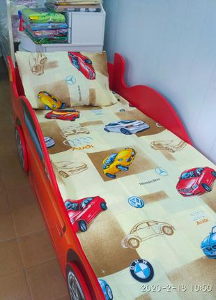 Детское /подростковое постельное белье. Полуторное. Николаев