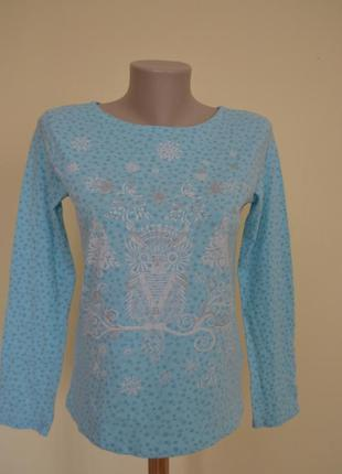 Пижама домашняя одежда кофта совы