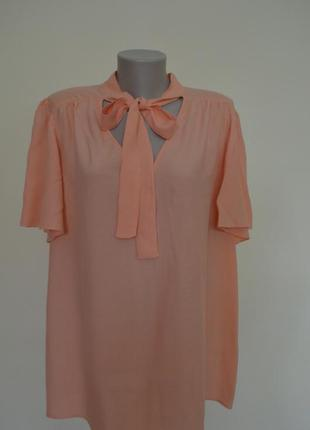 Нарядная блуза большого размера