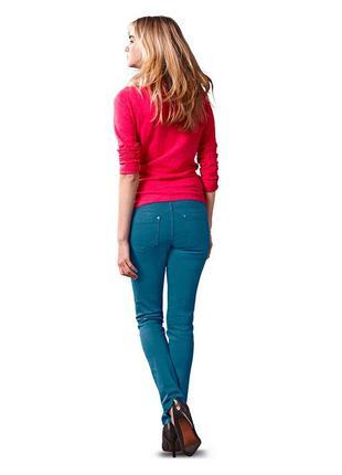Отличные треггинсы джинсовые лосины тсм tchibo германия