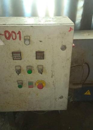 Экструдер для полимерпесчаных изделий