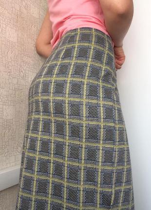 #розвантажуюсь принтованная юбка-карандаш