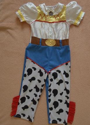 Новогодний карнавальный костюм история игрушек