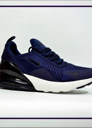 Женские кроссовки Nike 270, Спортивная обувь, Легкая обувь