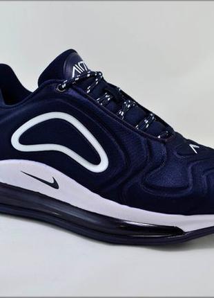 Мужские кроссовки Nike 720 Blue, Повседневная обувь