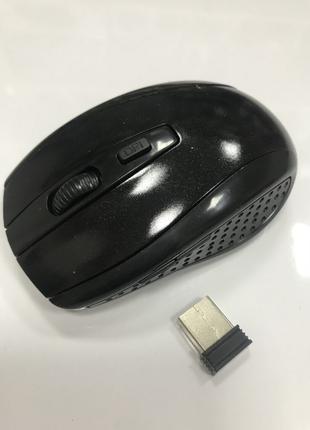 Беспроводная мышь Smart 606 Black /мышь компьютерная беспроводная