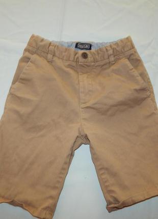 Next шорты котоновые стильные модные на мальчика 10 лет рост 1...