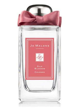 JO MALONE женский Silk Blossom LUXE 100 мл