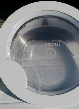 Загрузочный люк на стиральную машину INDESIT