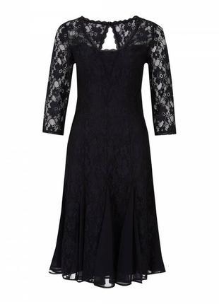 Кружевное платье большого размера monsoon