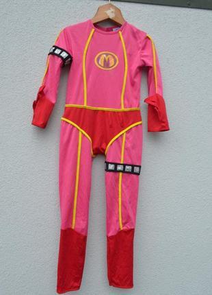 Карнавальный костюм-комбинезон для мальчика 6-8 лет