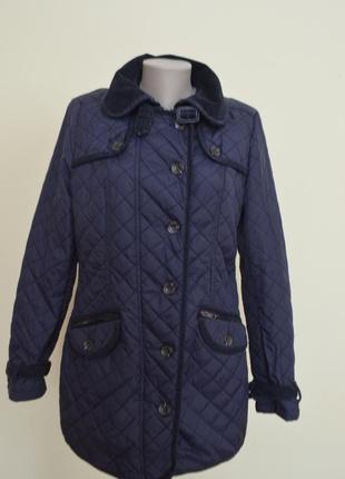 Стеганная курточка куртка на тонком синтепоне