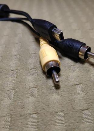 Шнур Mini USB - RCA