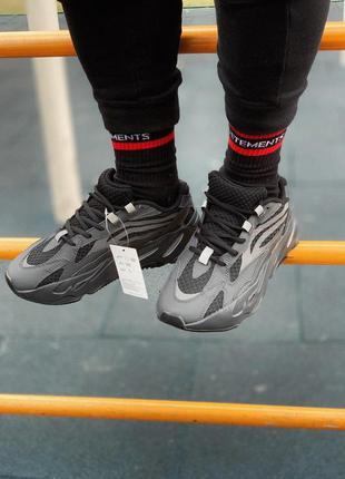 Adidas yeezy 700 шикарные мужские кроссовки адидас рефлективны...