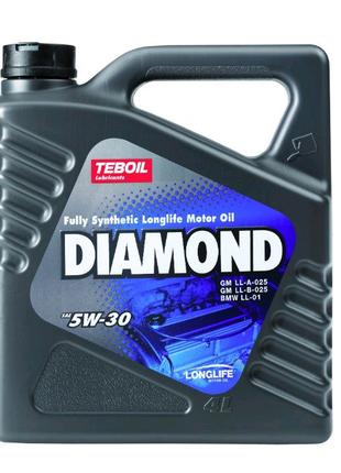 Моторне масло Teboil Diamond SAE 5W-30 (4/1л)
