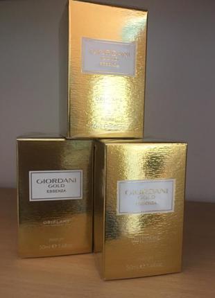 Парфюмерная вода giordani gold essenza [джордани голд эссенца]