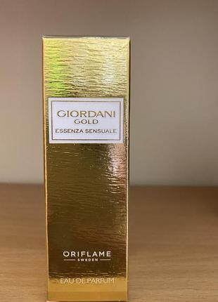 Парфюмерная вода giordani gold essenza sensual