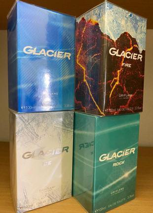 Туалетная вода glacier rock glacier glacier fire glacier ice