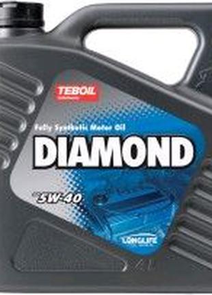 Моторное масло Teboil Diamond SAE 5W-40 (4/1л)