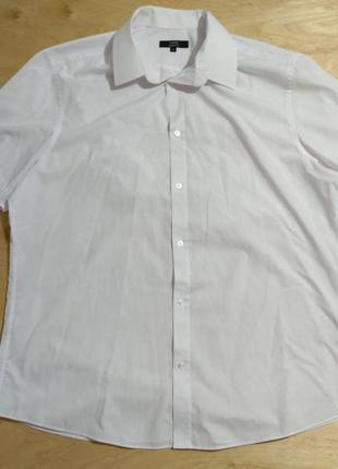 Брендова сорочка чоловіча george xxxl [бангладеш] рубашка мужская