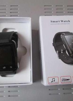 Smart watch годинник u8 сенсорний (умные часы)