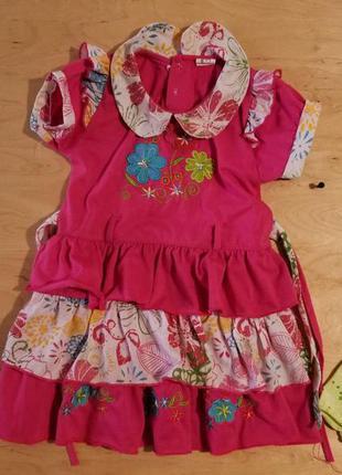 Брендове плаття дитяче сукня baby fashion 2-3 роки [німеччина]...