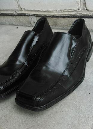 Брендові туфлі чоловічі мешти stacy adams 41 [німеччина] 26,5 ...