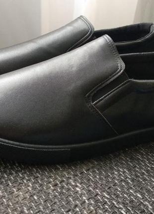 Мокасини туфлі чоловічі 4r active 41 42 45 46 (мужские)