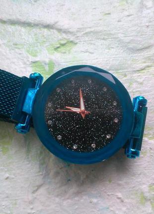 """Годинник жіночий star starry sky (часы женские """"звездное небо""""..."""
